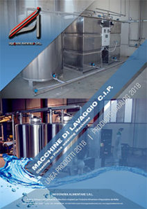 Lavaggio-CIP Cleaning in place ingegneria alimentare SRL