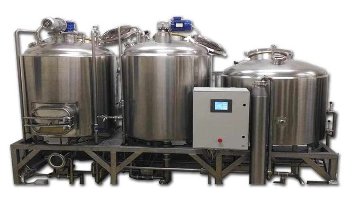 Mini Brewery And Micro Brewery Ingegneria Alimentare S R L